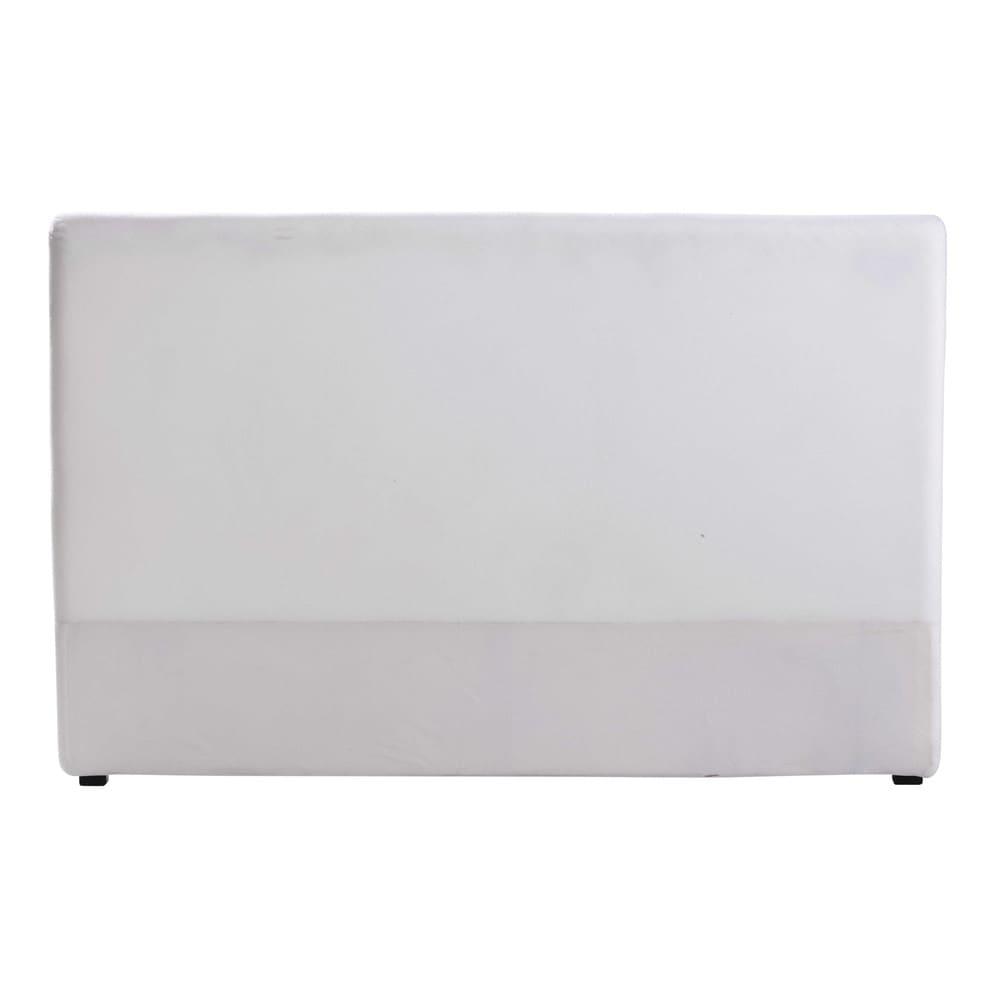 Testata da letto sfoderabile in legno 180 cm morph e - Letto da 120 cm ...