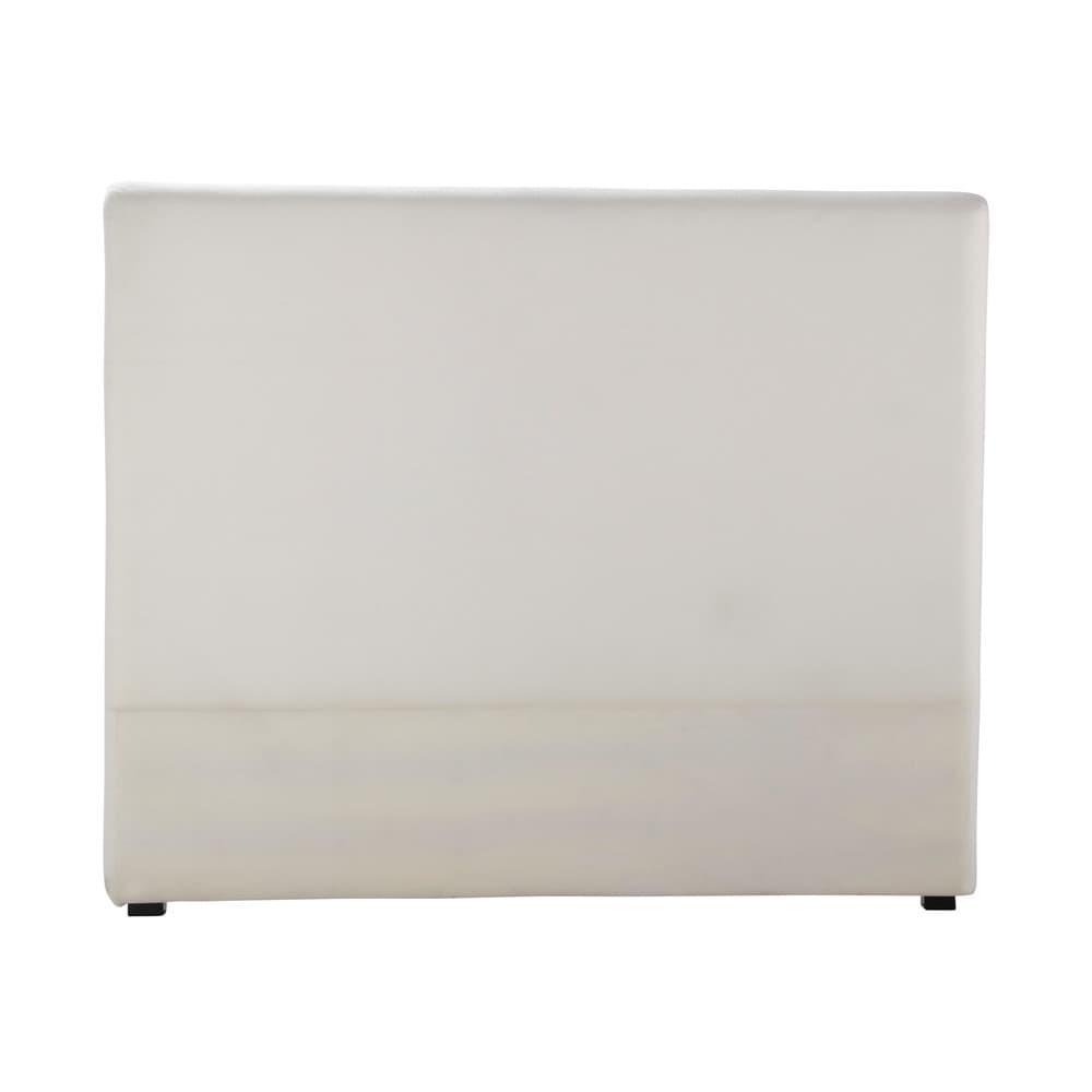 Testata per letto da foderare in legno l 140 cm morph e - Testata per letto ...