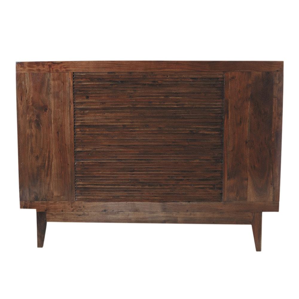 t te de lit 140cm hanoi maisons du monde. Black Bedroom Furniture Sets. Home Design Ideas