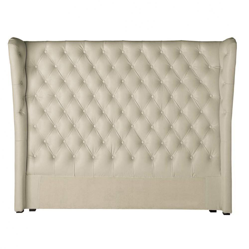 t te de lit cosy maisons du monde. Black Bedroom Furniture Sets. Home Design Ideas