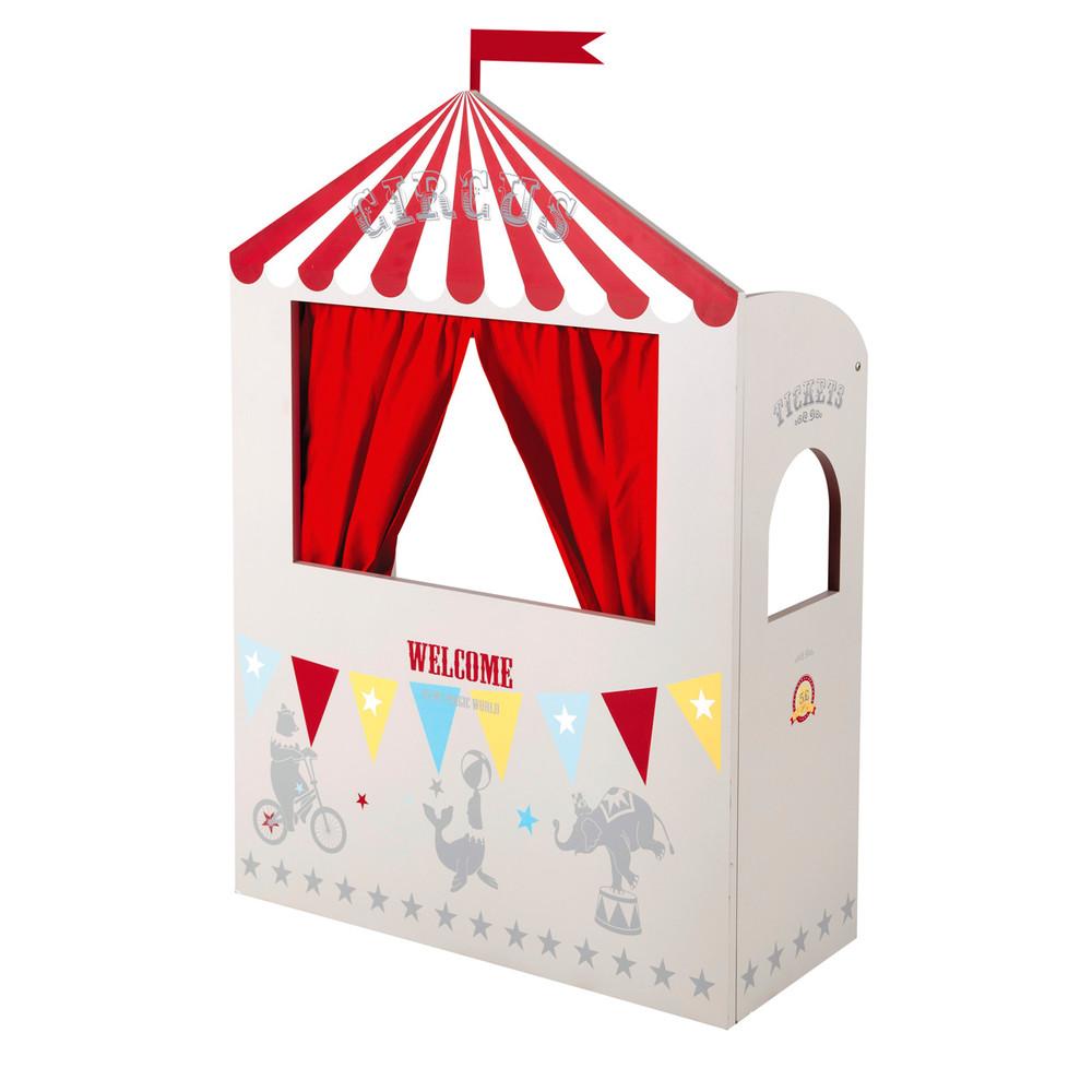 th tre de marionnettes pour enfants circus maisons du monde. Black Bedroom Furniture Sets. Home Design Ideas