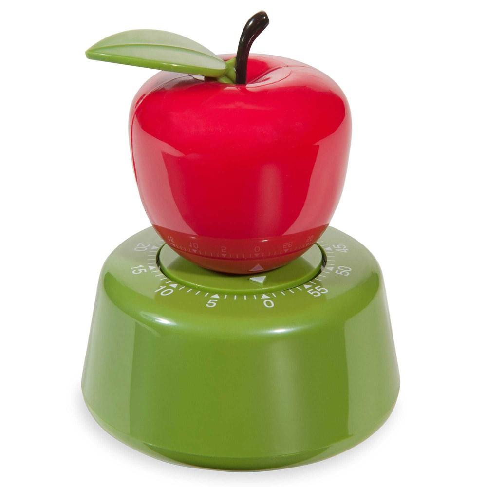 Timer da cucina mela in plastica maisons du monde - Timer da cucina ...