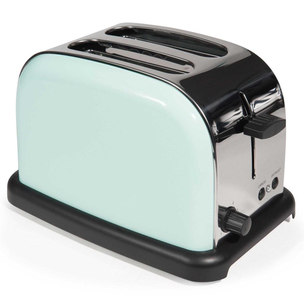 Toaster vintage aus metall blau maisons du monde - Vajillas maison du monde ...