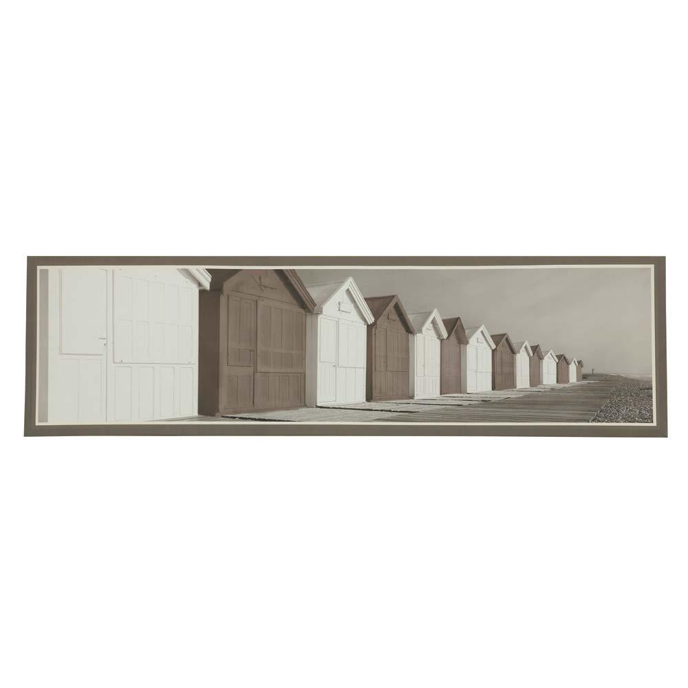 Toile Cabines 40 X 140 Cm Normandie Maisons Du Monde