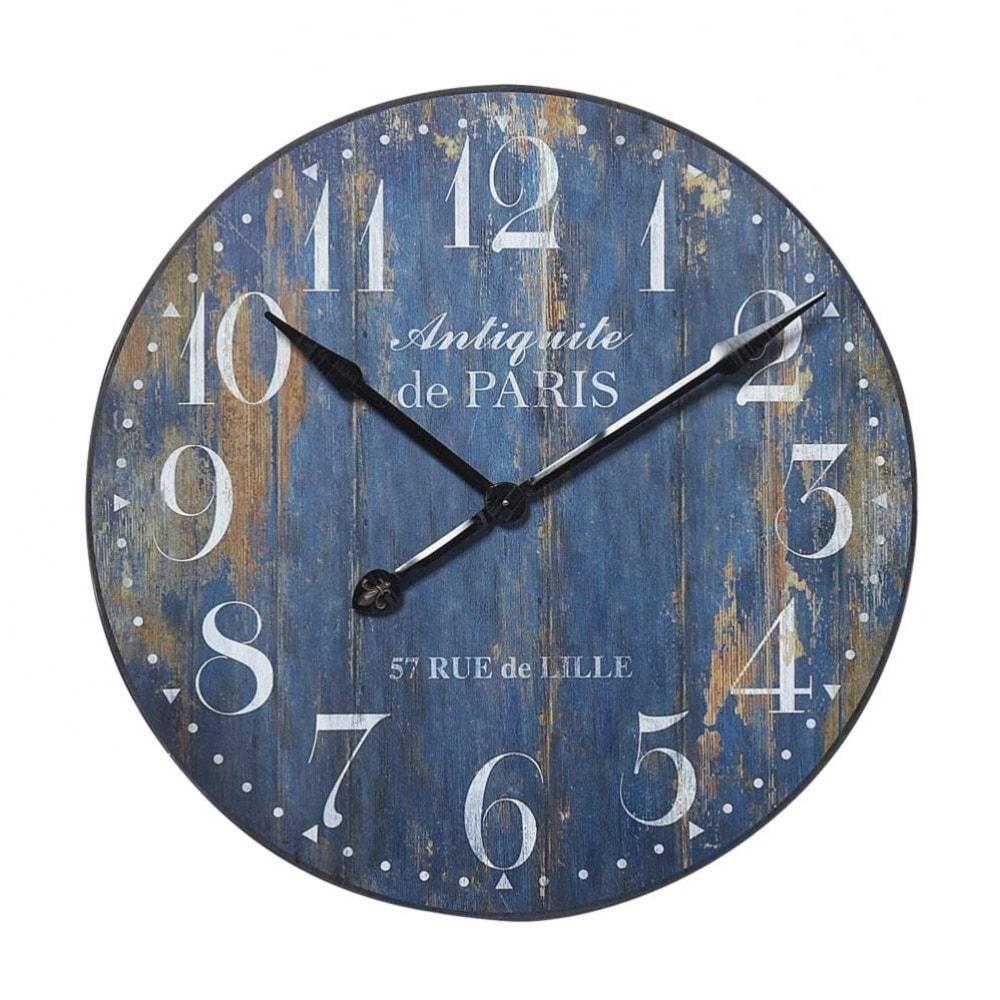 Uhr antiquit de paris maisons du monde - Maisons du monde paris ...