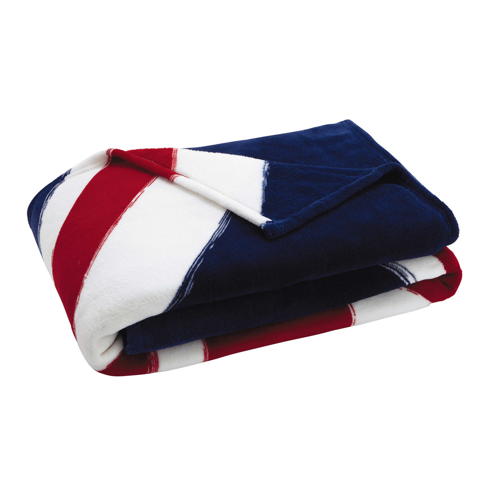 UK Union Jack Throw 130 X 170 Cm Maisons Du Monde