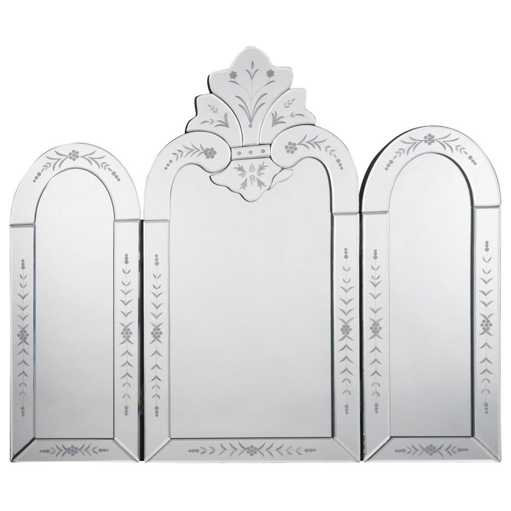 Home › decoratie › Spiegels › Venetiaanse spiegel/toilettafel