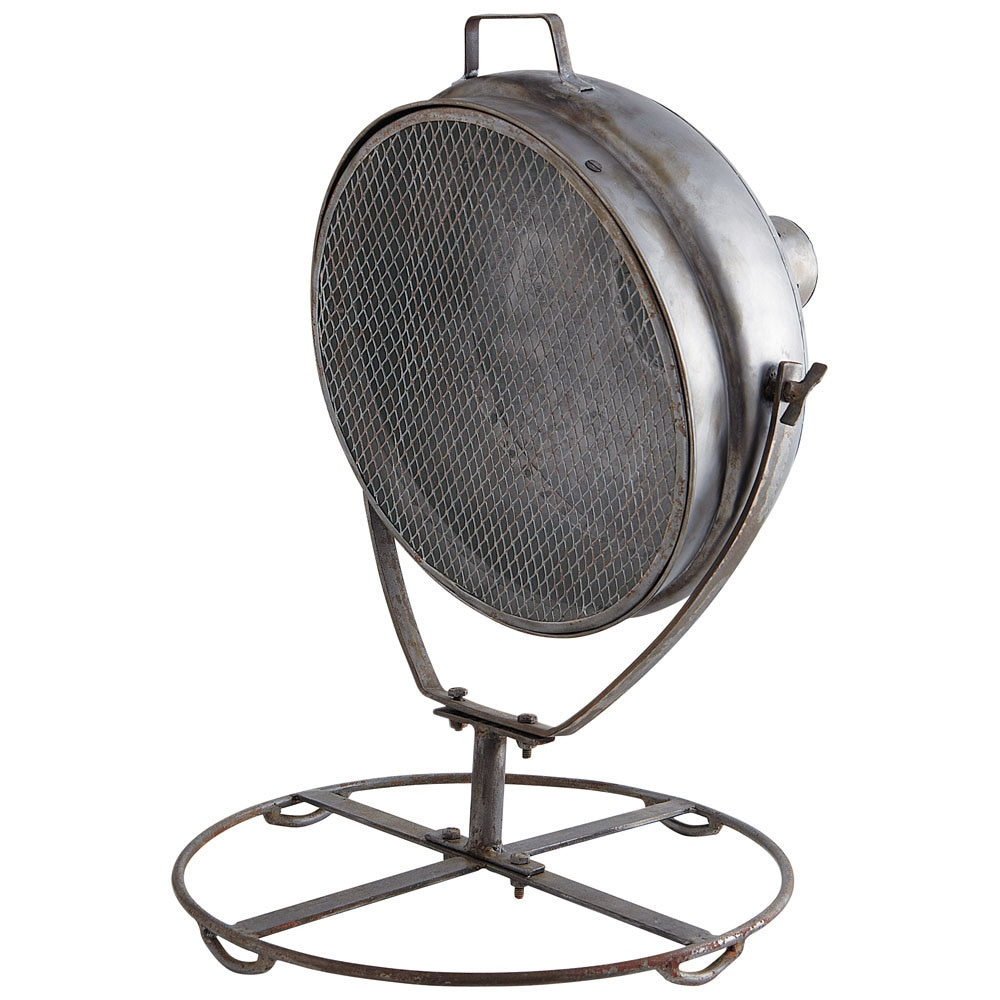 verstellbare lampe phare aus metall h 60 cm maisons du monde. Black Bedroom Furniture Sets. Home Design Ideas