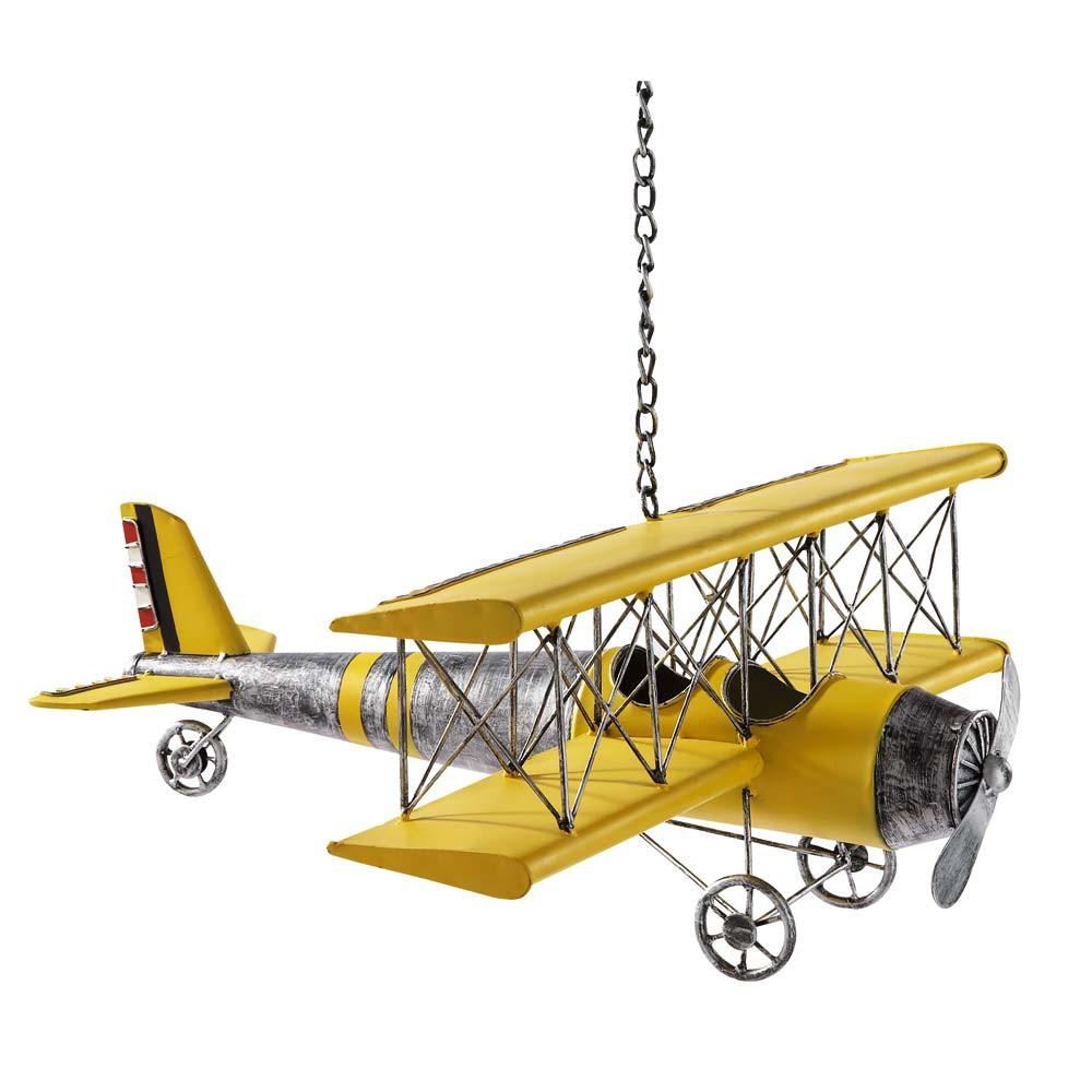 Vliegtuig avonturier maisons du monde - Zoon deco kamer ...