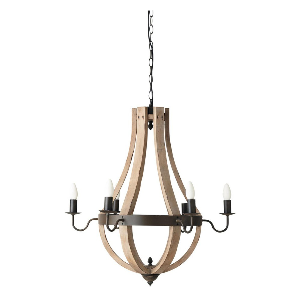 voltaire chandelier maisons du monde. Black Bedroom Furniture Sets. Home Design Ideas