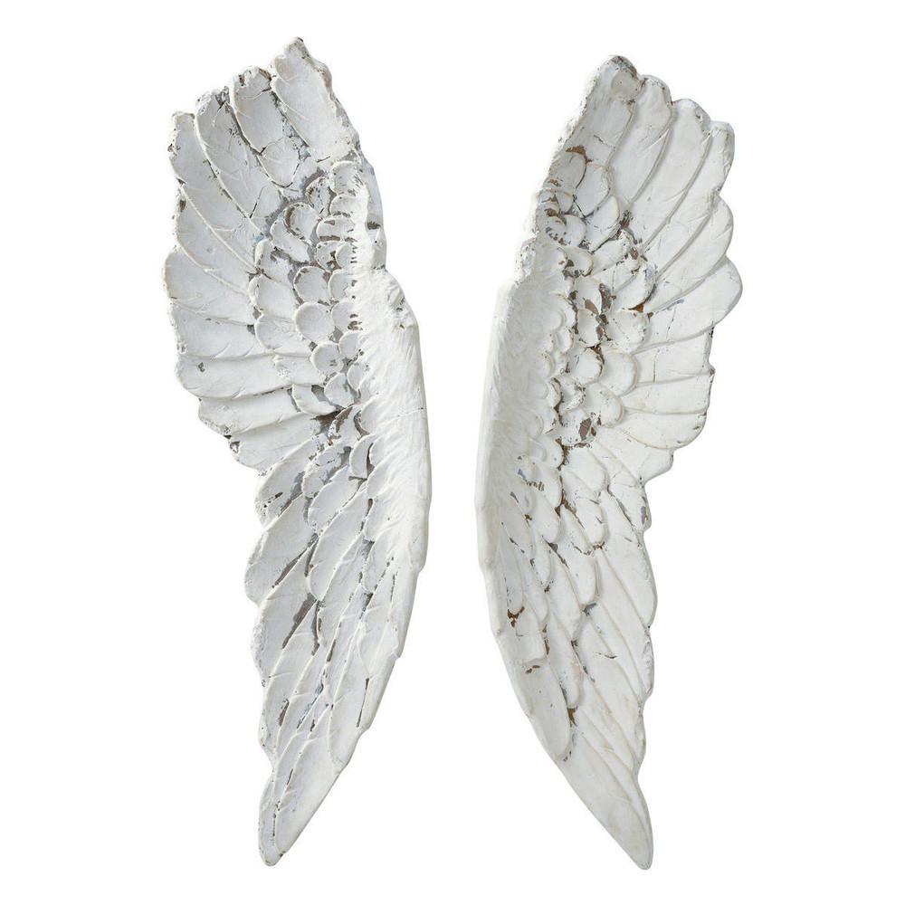 wanddecoratie engelenvleugels hoogte 105 cm gabrielle