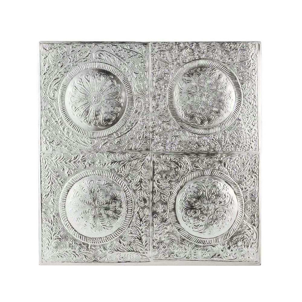 Wanddekoration metall corinthe maisons du monde for Wanddekoration metall