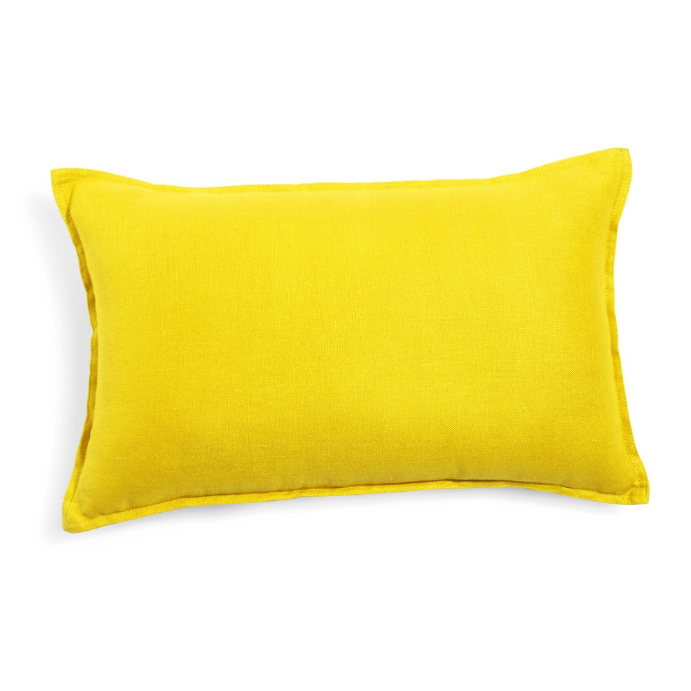 Washed linen cushion yellow 30 x 50cm Maisons du Monde : washed linen cushion yellow 30 x 50cm 1000 4 6 1480571 from www.maisonsdumonde.com size 1000 x 1000 jpeg 110kB
