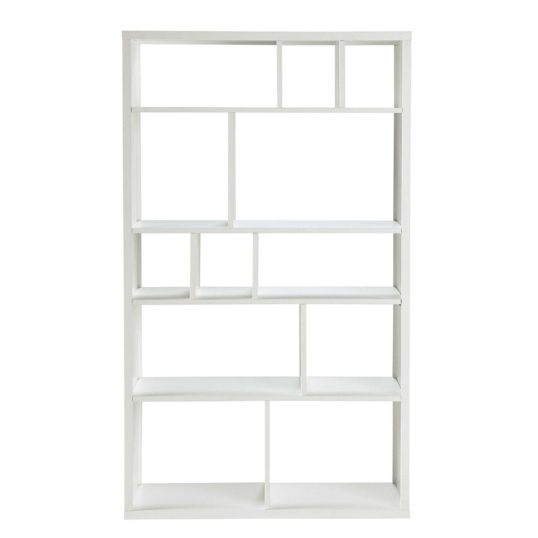 witte boekenkast tonic maisons du monde